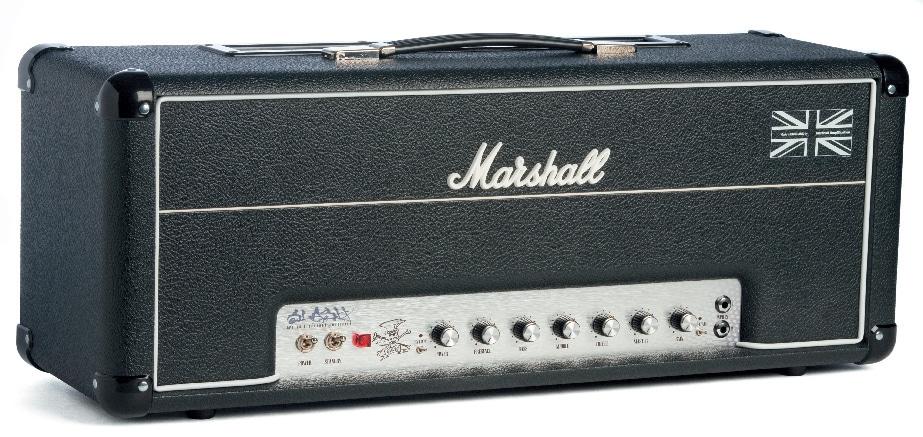 Marshall-Topteil, schwarz