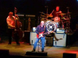 Mark Knopfler live auf der Bühne