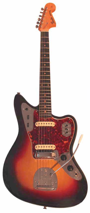 Die Fender Jaguar