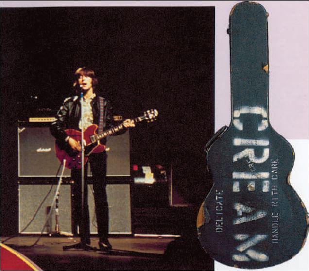 Eric Clapton 1968