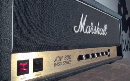 JCM 800 Bass Series
