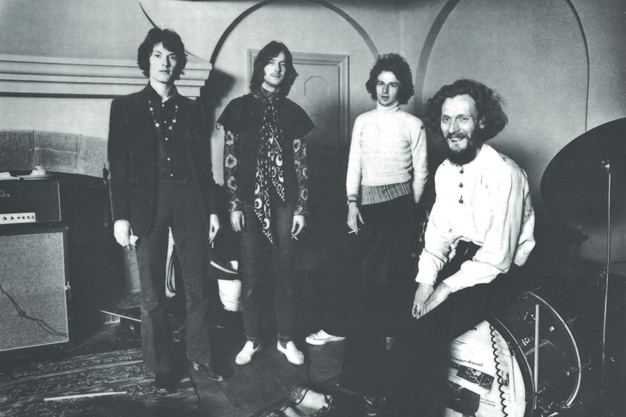 Blind Faith 1969