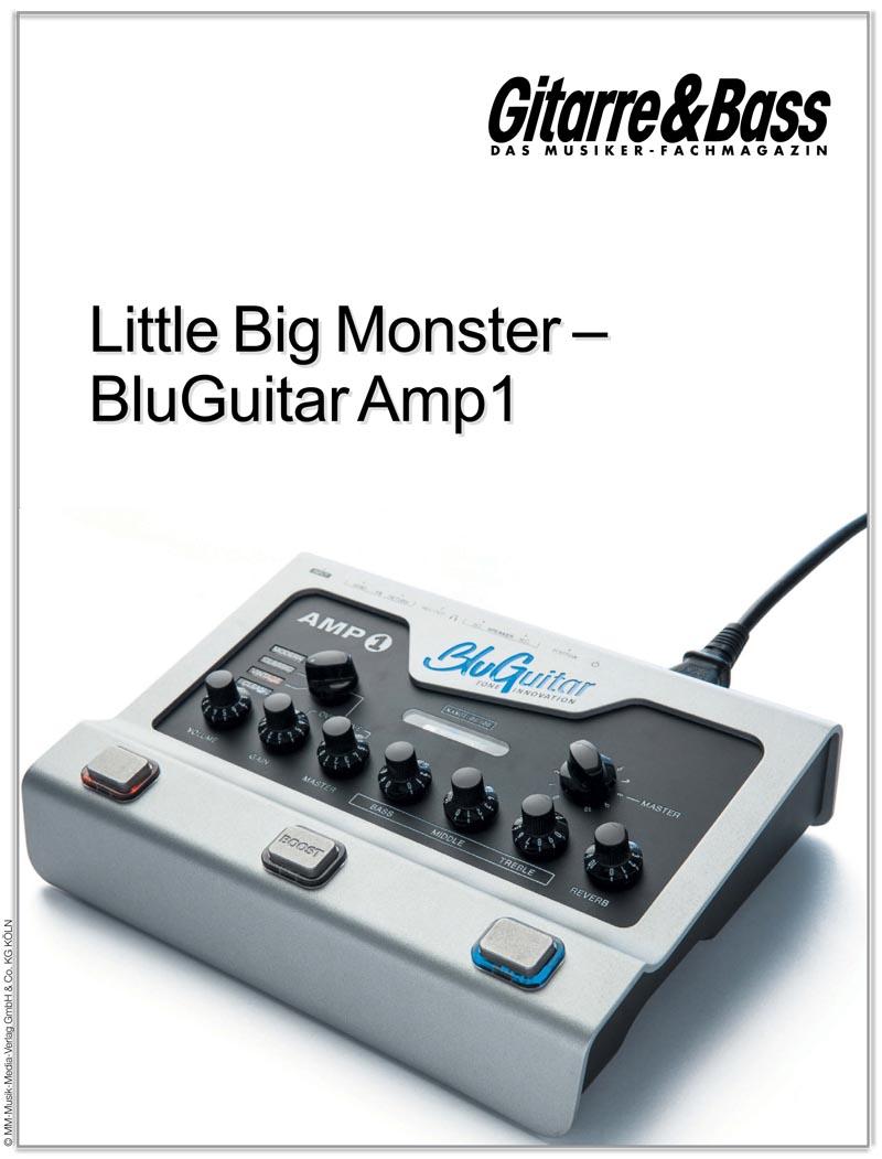 BluGuitar Amp1 von Thomas Blug