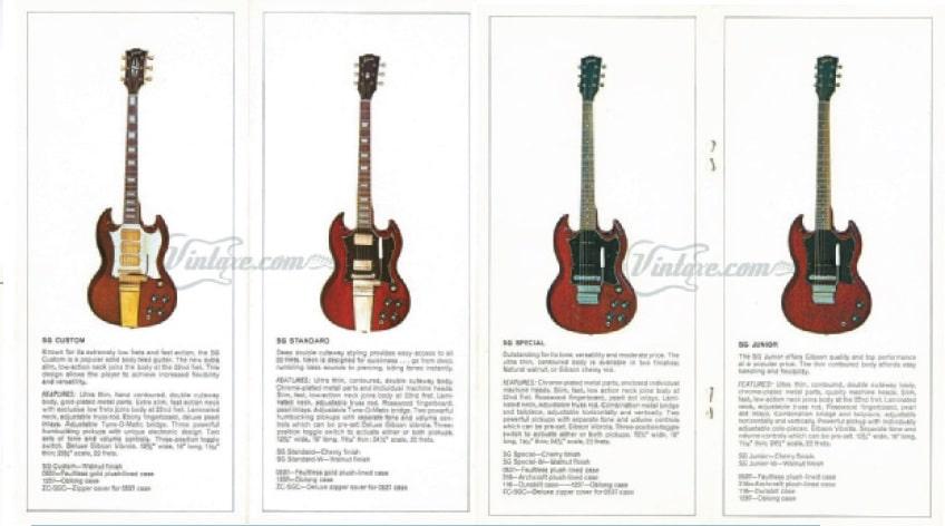 1970er Katalog