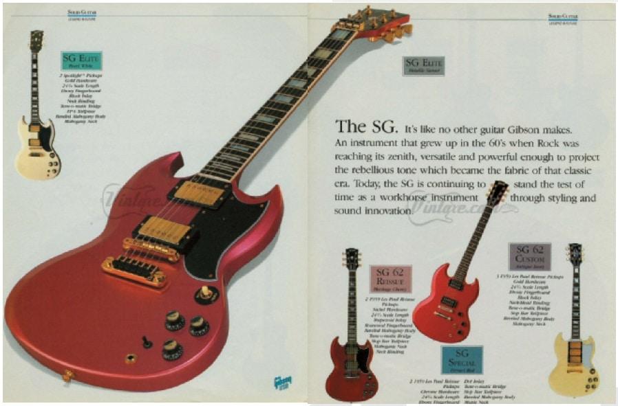 SG Katalog von 1987