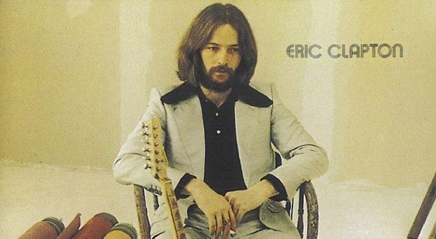 Eric Clapton in jungen Jahren