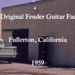Fender Werkstatt 1959