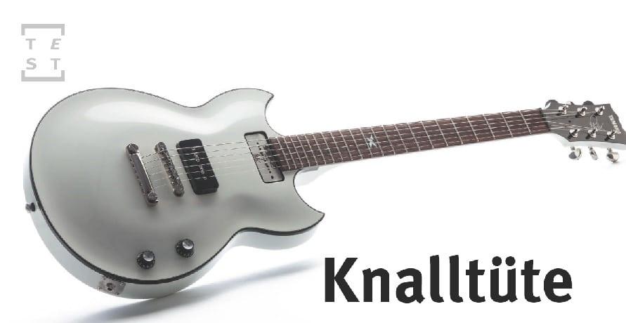 Yamaha Phil X Gitarre