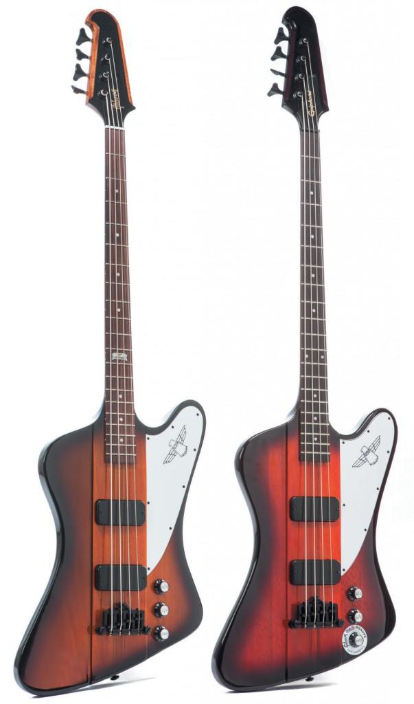 Gibson & Epiphone Thunderbird