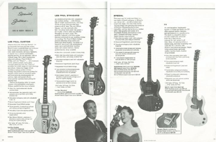 Katalog von 1961