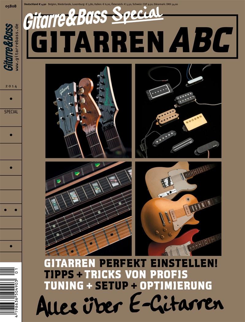 Cover vom Gitarren ABC