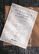 Ibanez Iceman PS10 Zertifikat