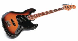 Der Fender 70s Jazz Bass