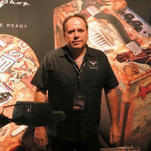 John Cruz ist Fender Masterbuilder