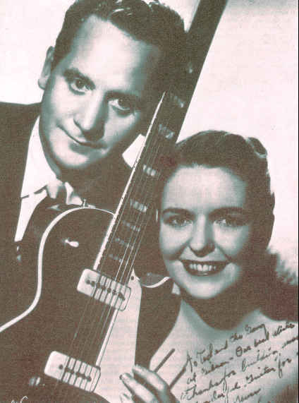 Les Paul und Mary Ford