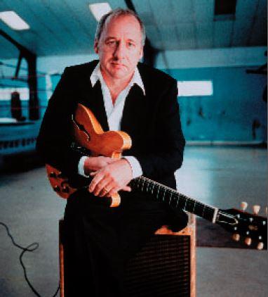 Mark Knopfler mit ES-335