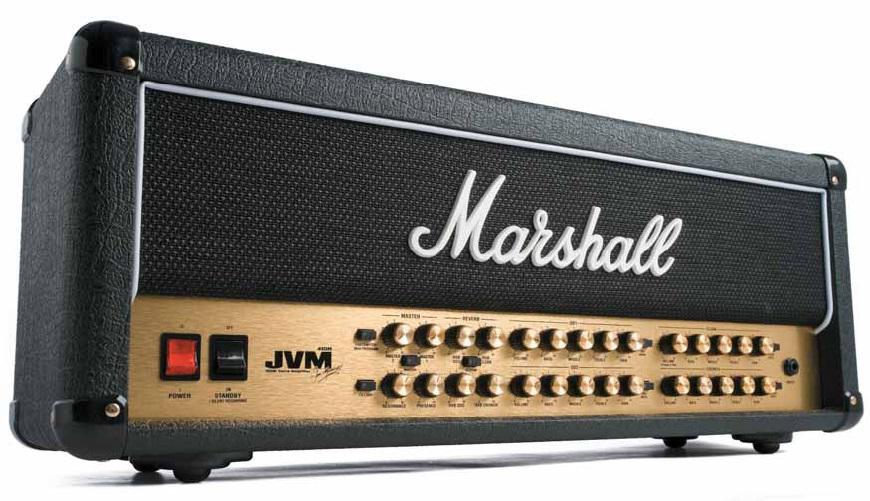 Marshall JVM410H Vorderseite