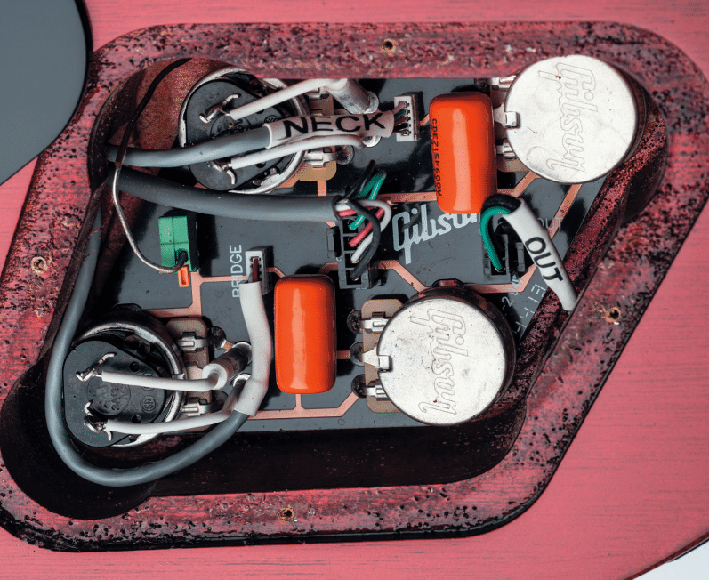 Gibson Les Paul Studio 2014 im Test   GITARRE & BASS