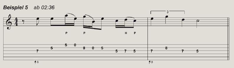 Notation Beispiel 5