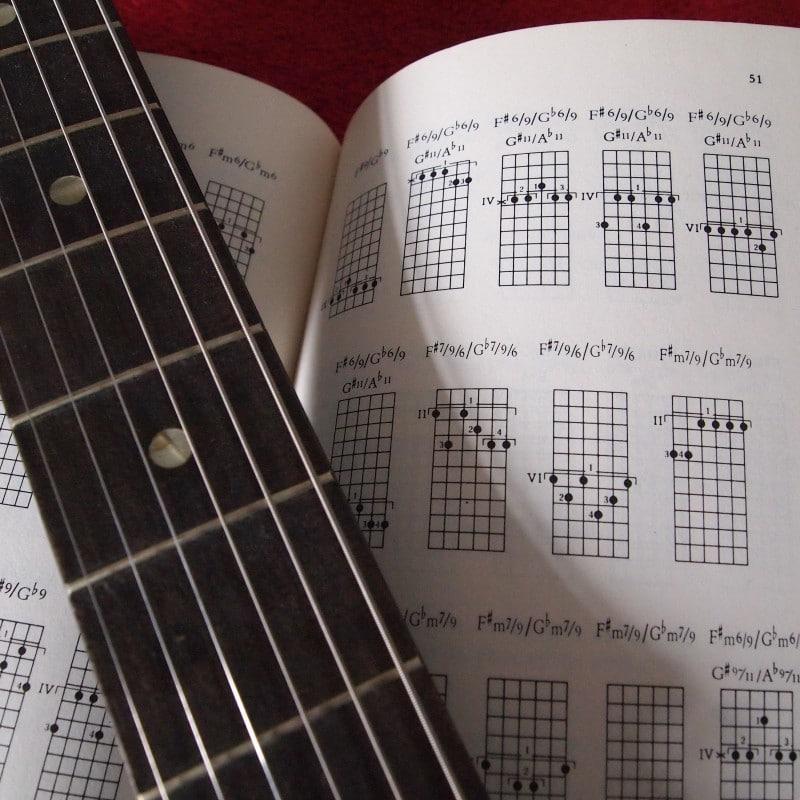 Gitarrenakkorde: Wie man sich Akkorde selber bastelt! | GITARRE & BASS