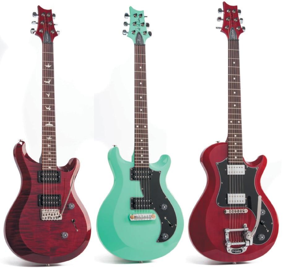 PRS S2-Series Custom 24 Mira Starla