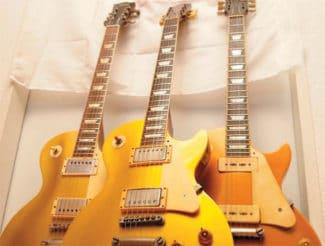 3 Made in Japan Gitarren