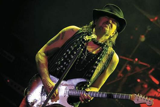 Richie Sambora auf der Bühne