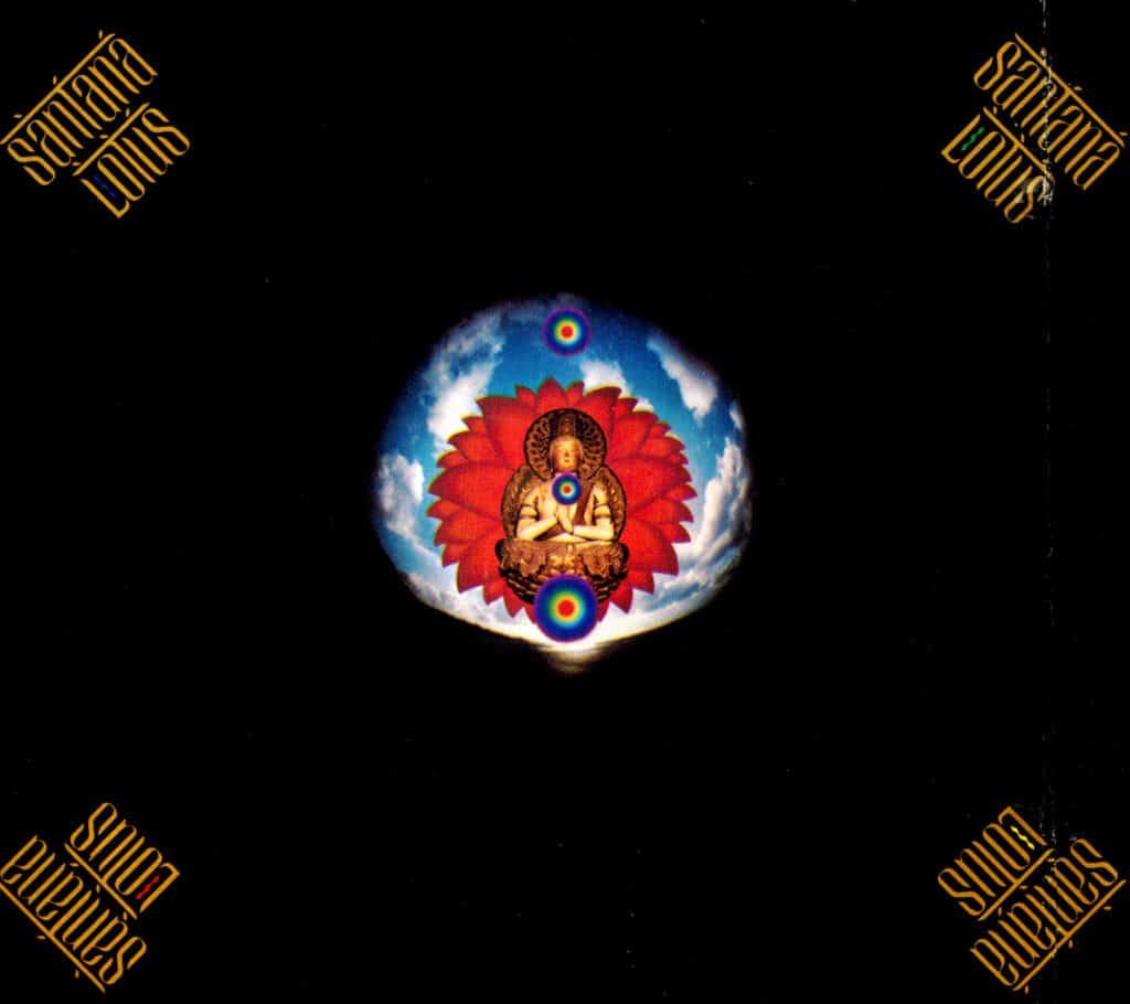 Album Cover von Lotus von Carlos Santana
