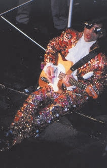 Prince mit Telecaster