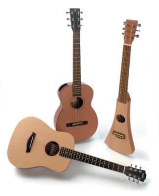 Travel Gitarren