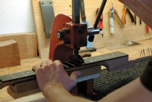 Warwick Framus-Produktion 31