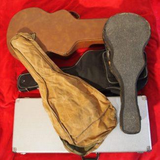 Gitarrenkoffer und Gigbags