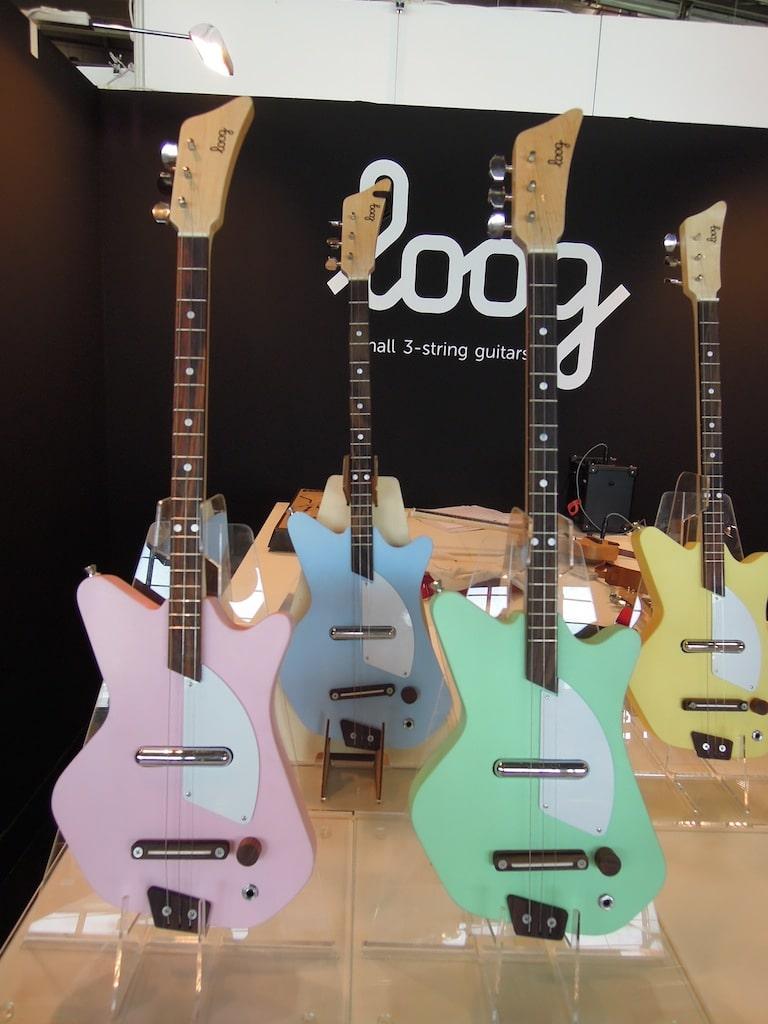 Highlights E-Gitarren, Teil II, von Michael Dommers   GITARRE & BASS