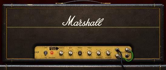 Gibt's jetzt auch als PlugIn: den klassischen Marshall-Amp