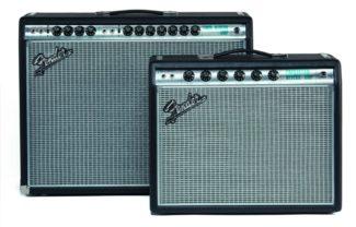 Gitarren-Amp: Fender ´68 Twin Reverb