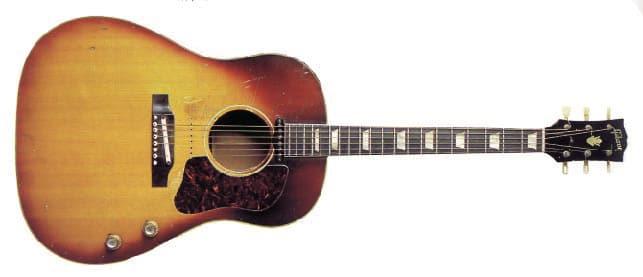 Akustikgitarre Nylonsaiten mit Tonabnehmer nachrsten