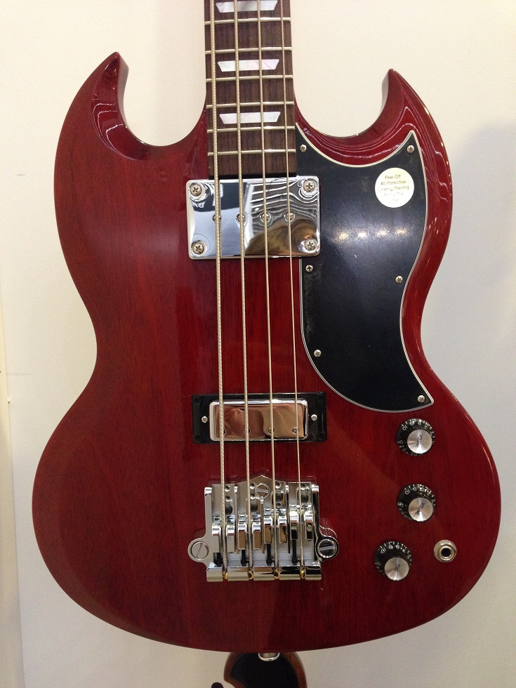 Gibson SG Bass