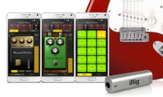 AmpliTube-Version für Samsung Galaxy S6