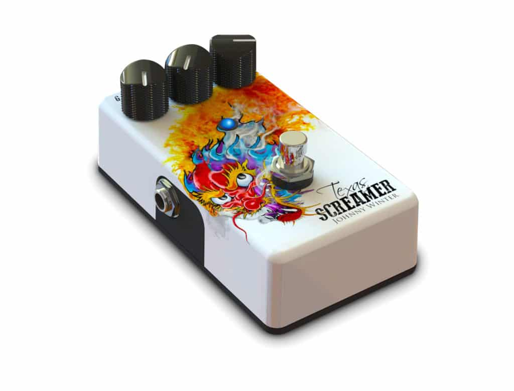 Texas Screamer Pedal