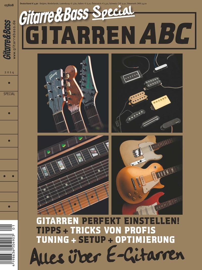 Sonderheft Gitarren ABC