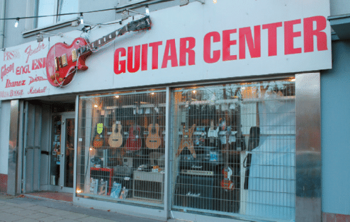 Guitar Center Cologne