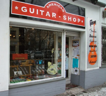 Der Guitar Shop