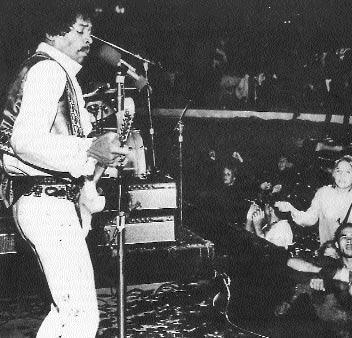 Hendrix live