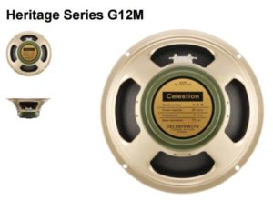 heritage Celestion greenback