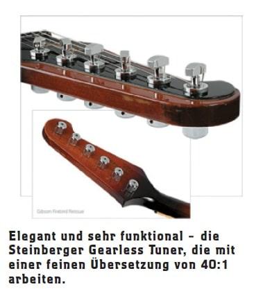 Steinberger Gearless Tuner