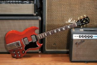 Gibson SG/Les Paul und Fender Amps