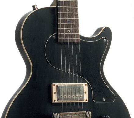 Nik Huber Krautster Gitarre