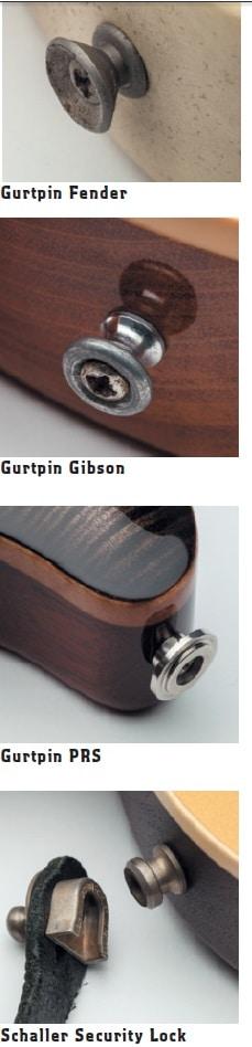 4 Gurtpins