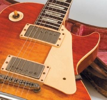 Eine Gibson Les Paul