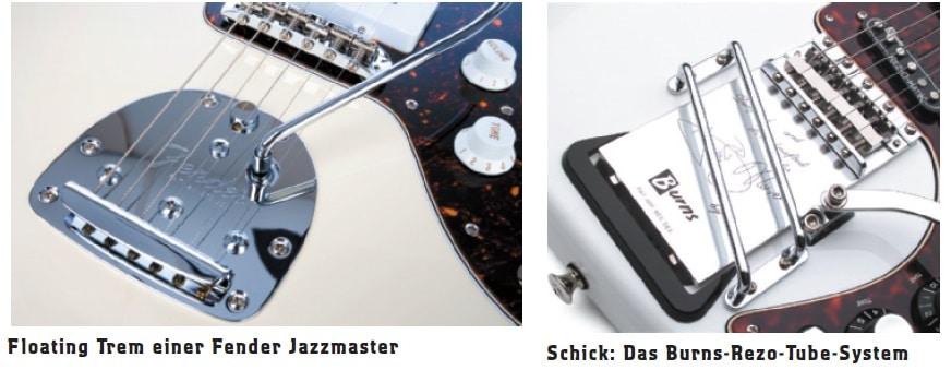 Vibrato-Systeme: Tremolo & Co. | GITARRE & BASS